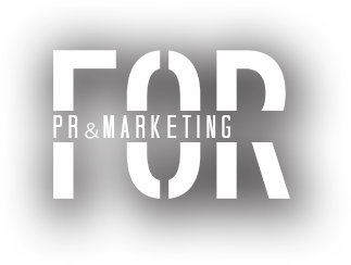 FOR PR&MARKETING logo